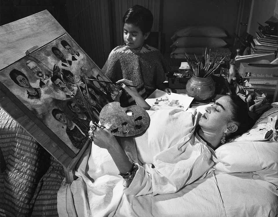 Frida Kahlo kaza