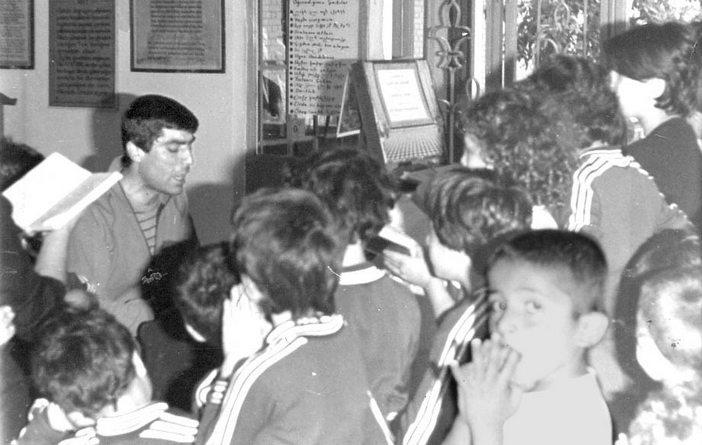 Hrant Dink Kamp Armen