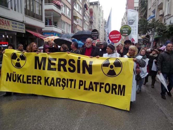 Mersin Nükleer Karşıtı Platform 111