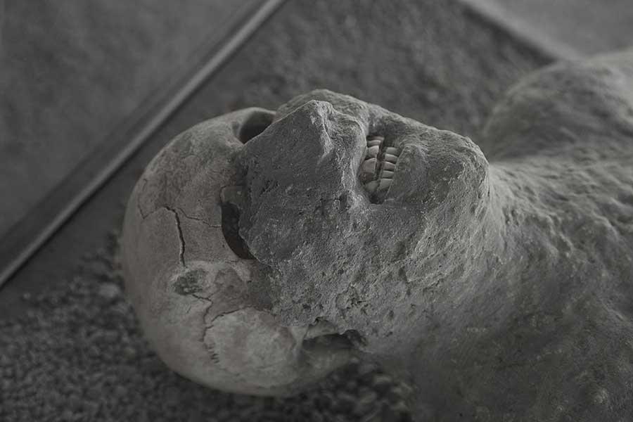 Pompeii Yanardağı Felaketi