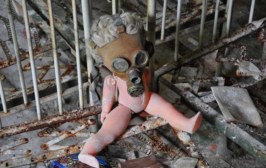 Pripyat Çernobil