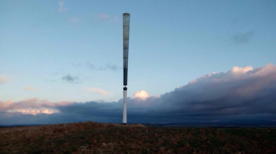Rüzgar türbini titreşim 2
