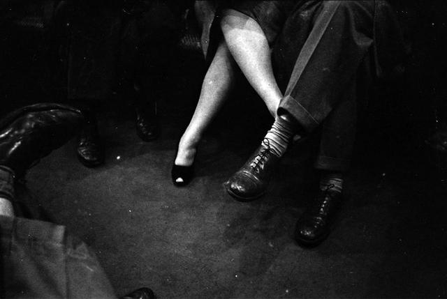 Stanley Kubrick NYC Metro 4  Stanley Kubrick'in objektifinden 1945 yılının New York metrosu Stanley Kubrick NYC Metro 4