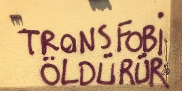 Transfobi öldürür