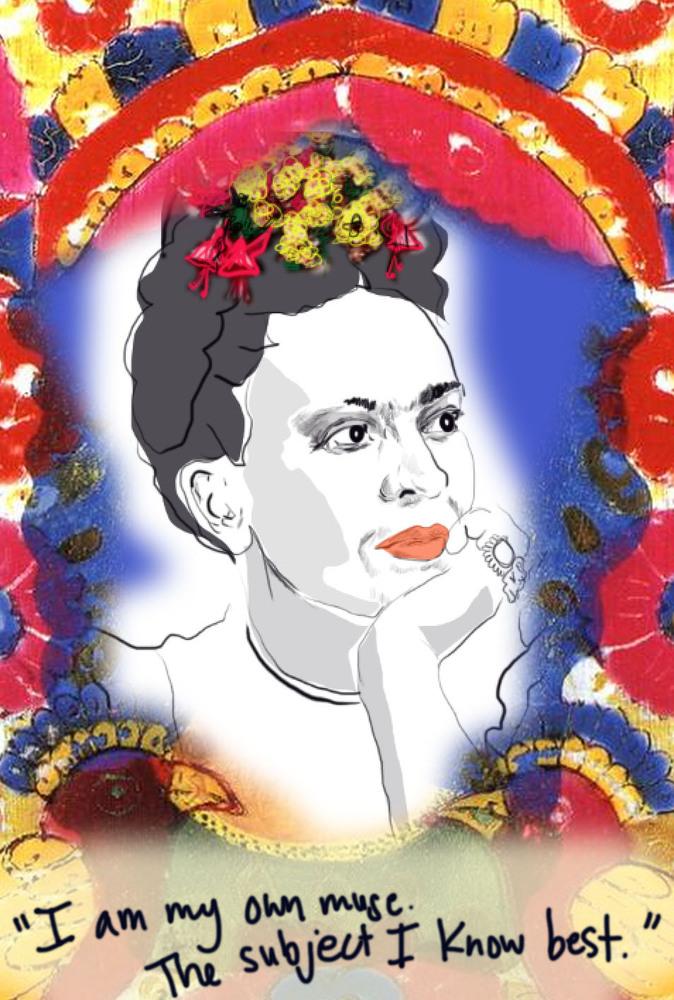Frida Kahlo'nun sözleri