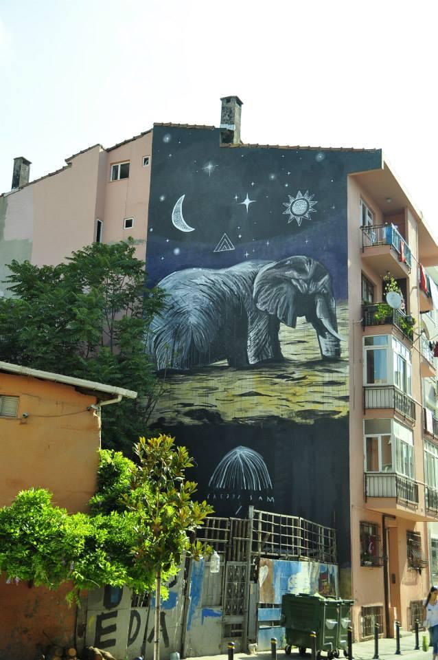 İstanbul Mural Festivali12