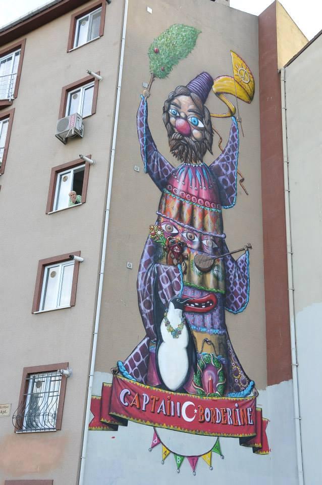 İstanbul Mural Festivali14