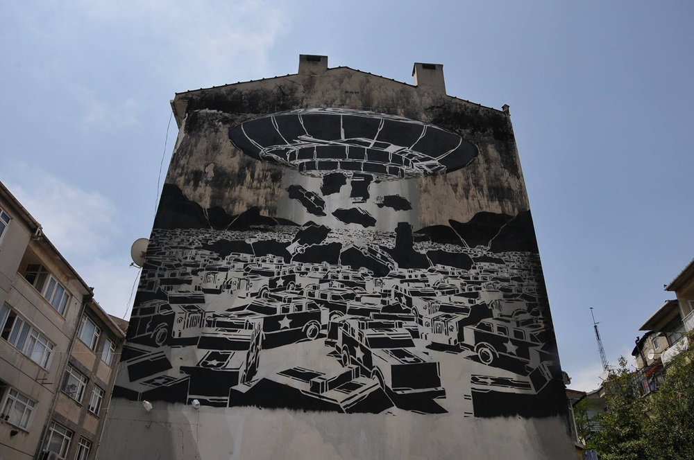 İstanbul Mural Festivali15