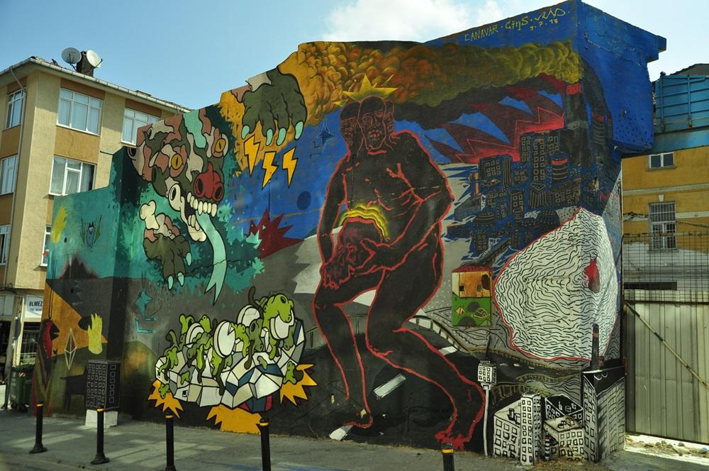 İstanbul Mural Festivali2