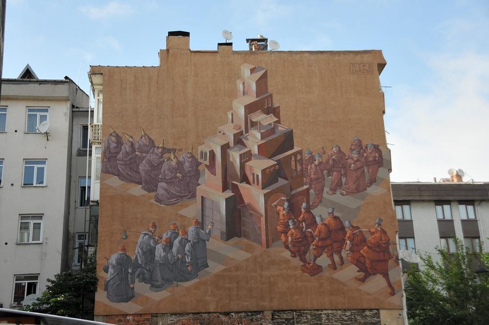 İstanbul Mural Festivali4