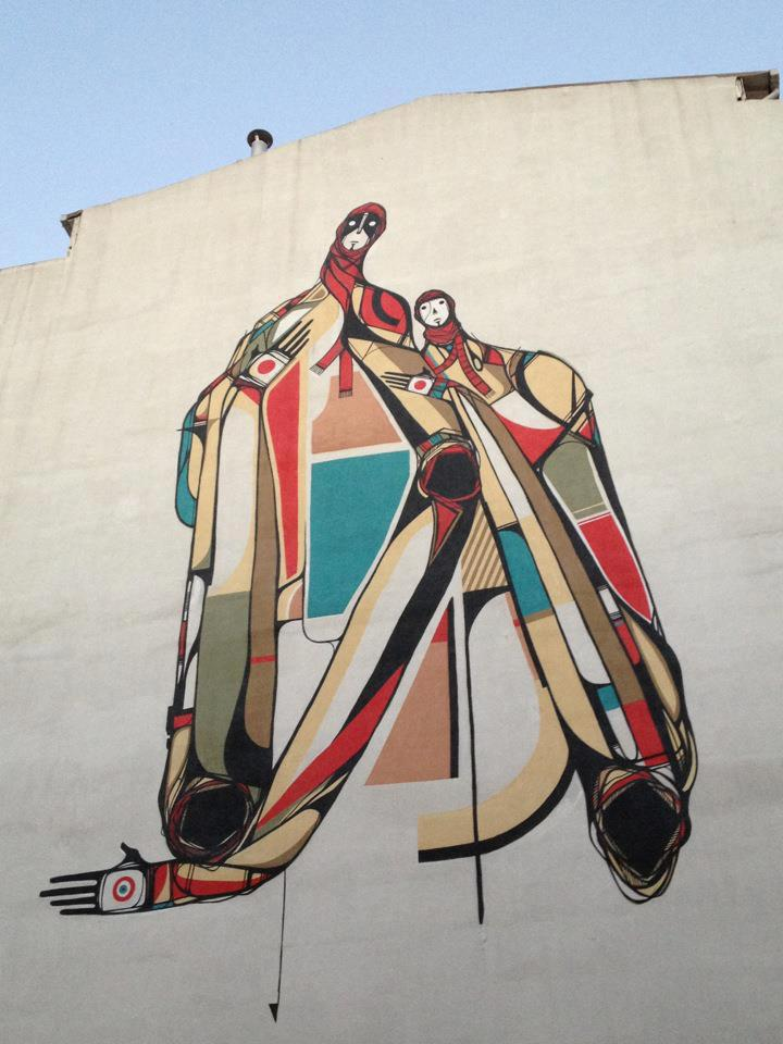 İstanbul Mural Festivali9