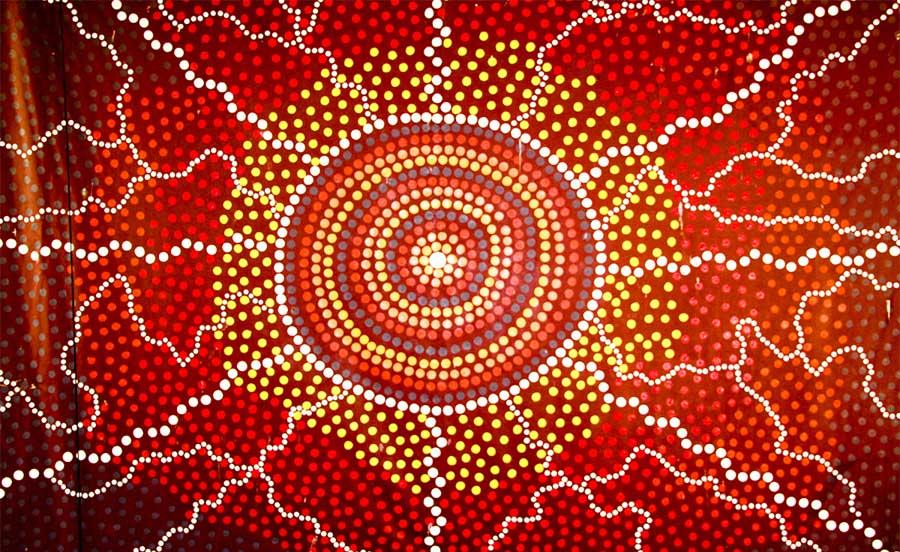 Aborijin Güneşi