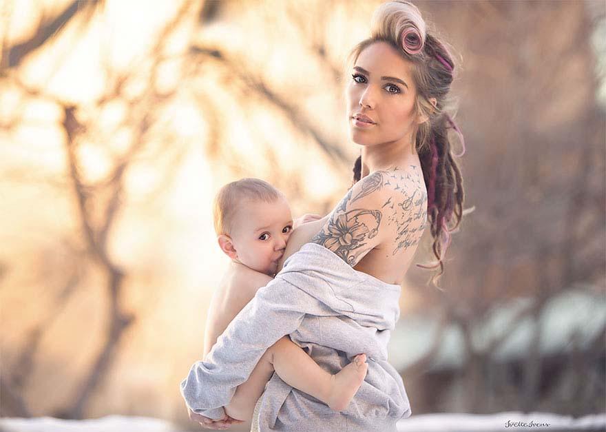 Annelik Fotoğraf 4
