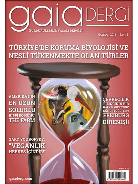 Gaia Dergi Sayı: 1 | Haziran 2015