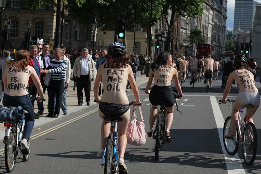 Londra Bisiklet 3