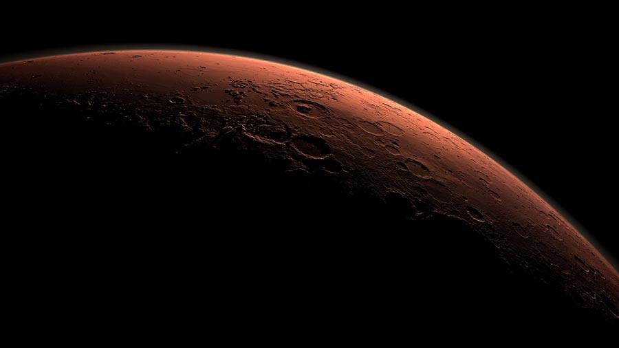 Mars Gezegen