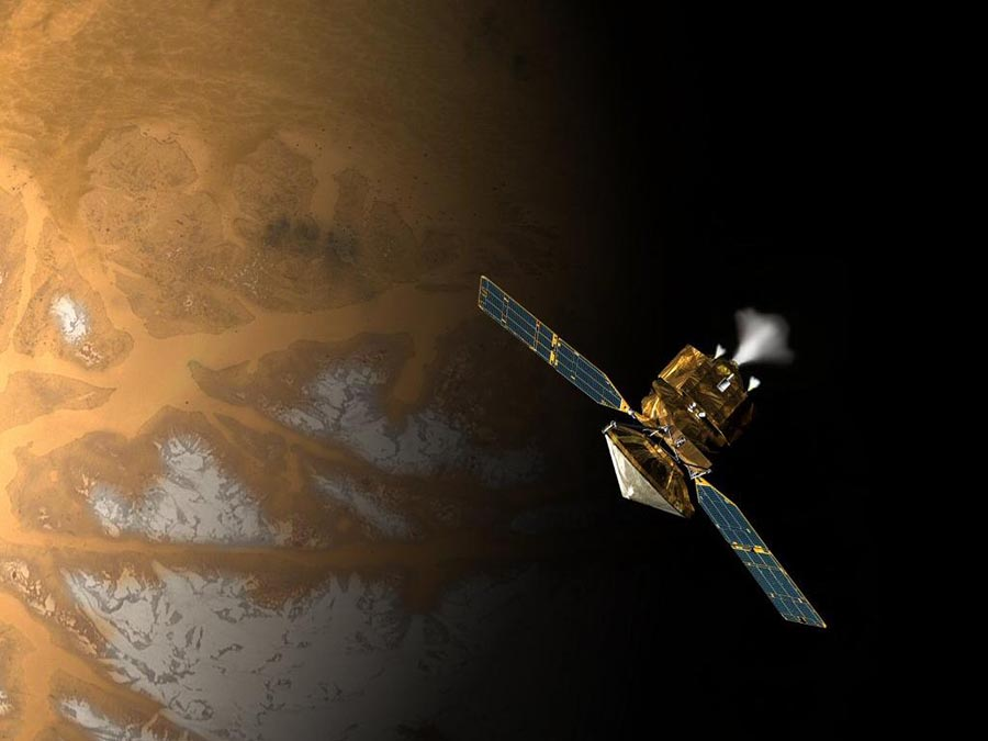 Mars Keşif Aracı konsepti (Kaynak: NASA)