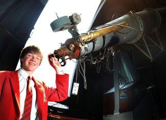 Lise öğrencisi yeni bir gezegen keşfetti