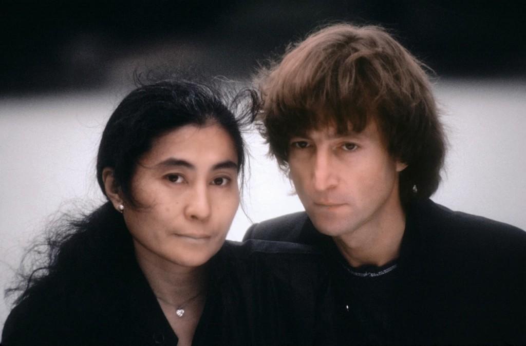 Yoko Ono John Lennon 5