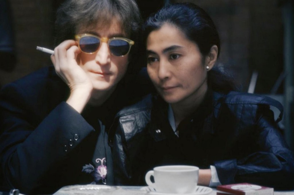 Yoko Ono John Lennon 9