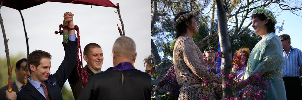 handfasting el bağlama ritüeli