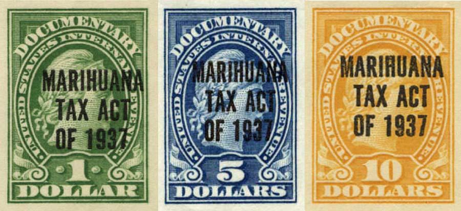 marihuanna tax 1