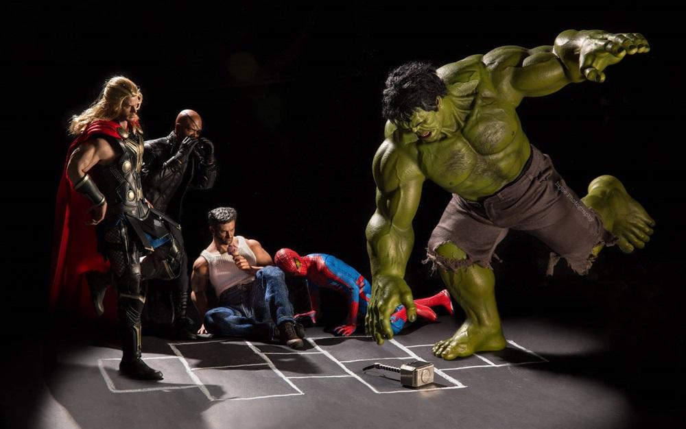 süper kahramanlar 5