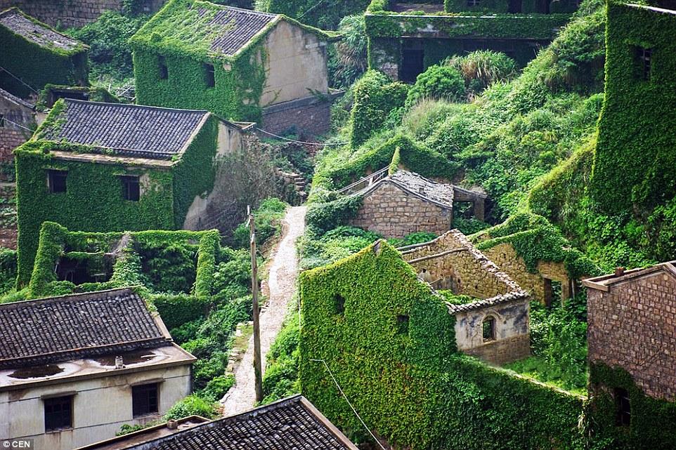 shengshan adası2