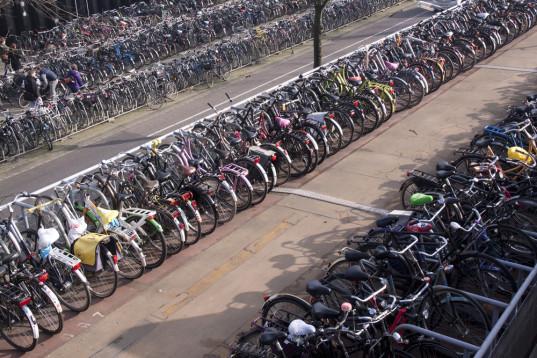 10 maddede Hollanda nasıl bir bisiklet ülkesi oldu 9