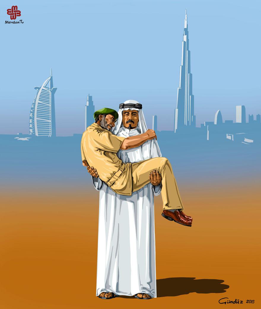 Arap Emirlikleri'nde Polis