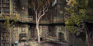 Büka Barane Ekolojik Yaşam Kütüphanesi.