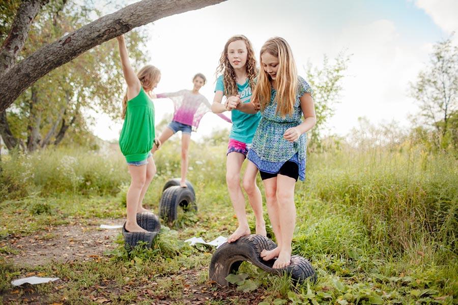 Lindsay Morris Yaz Kampı 2