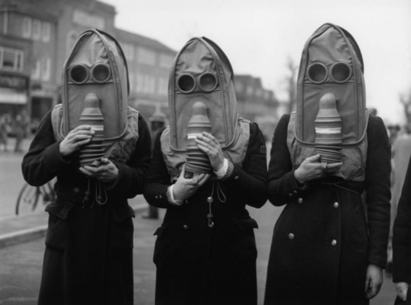 Miyekejima gaz maskesi 2