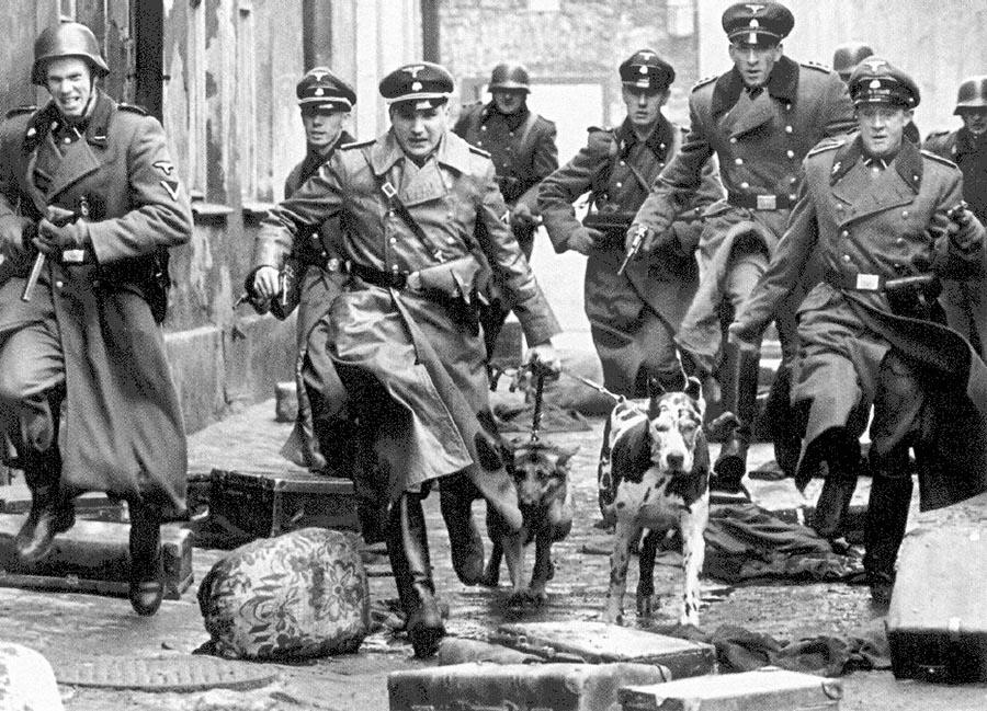 Nazi Gestapoları