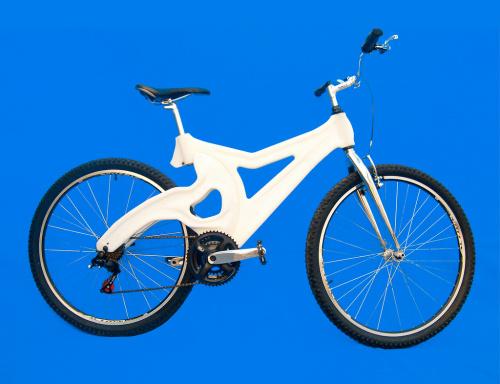 Plastik şişelerden üretilen bisikletler 3 - Do Milton Jung