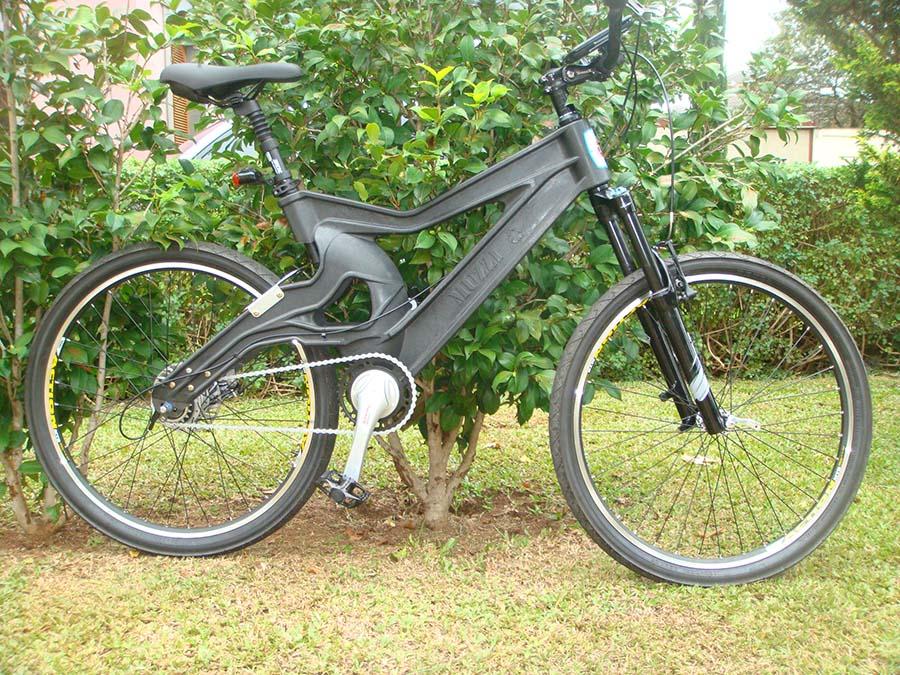 Plastik şişelerden üretilen bisikletler 5 - Cezar Lorenzini