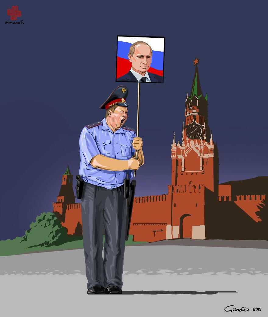 Rusya'da Polis
