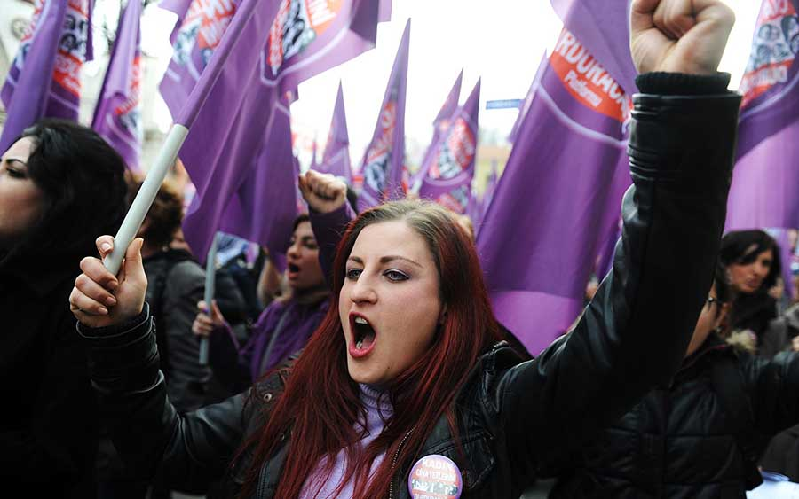 (Fotoğraf: Bülent Kılıç/AFP)