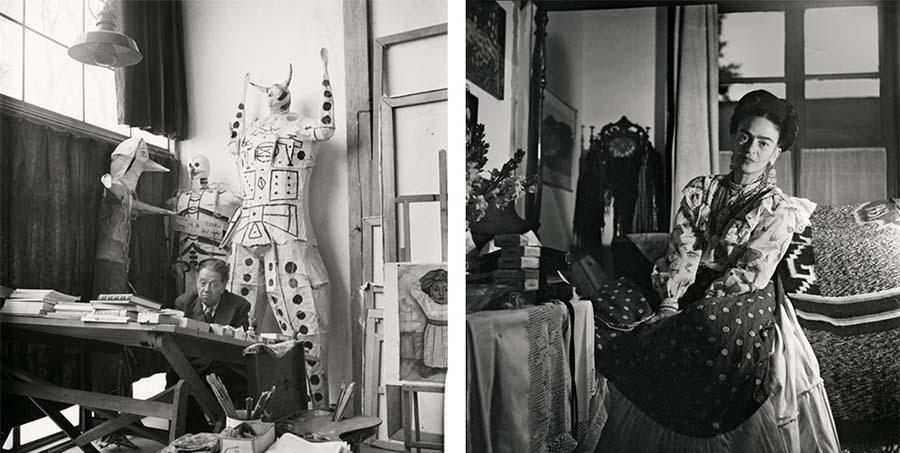 The Gisèle Freund Photographs, Frida Kahlo 2