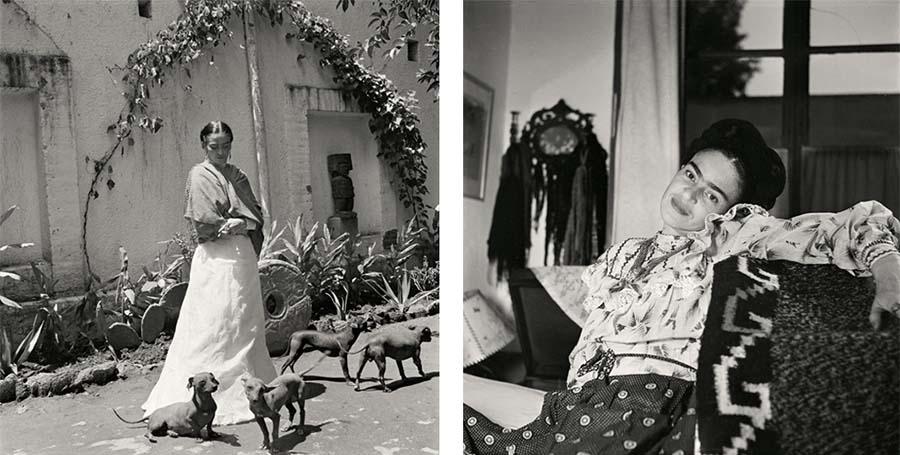 The Gisèle Freund Photographs, Frida Kahlo 4