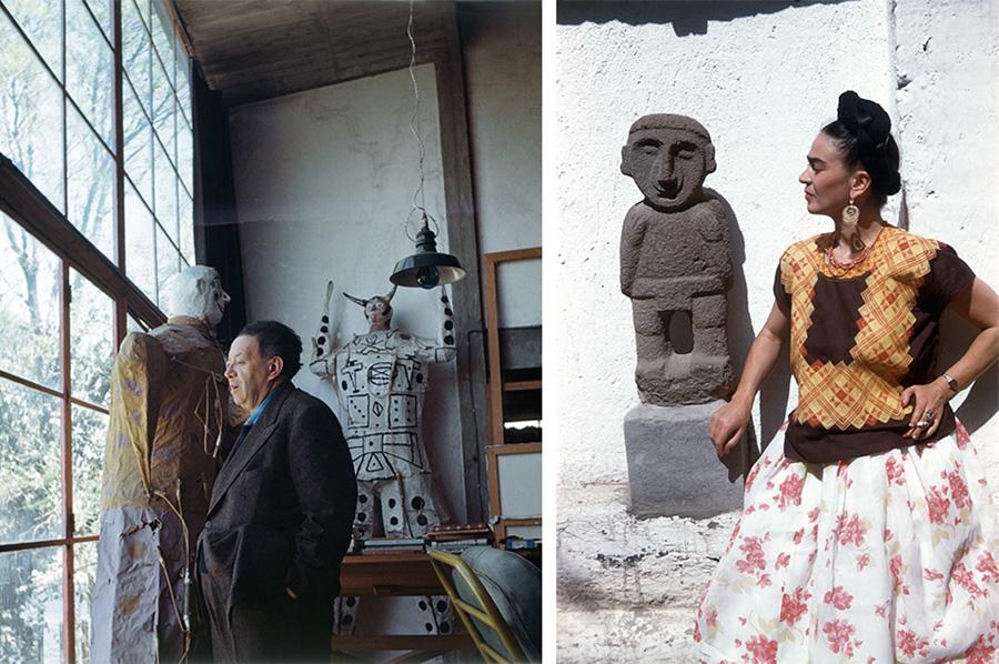 The Gisèle Freund Photographs, Frida Kahlo 6