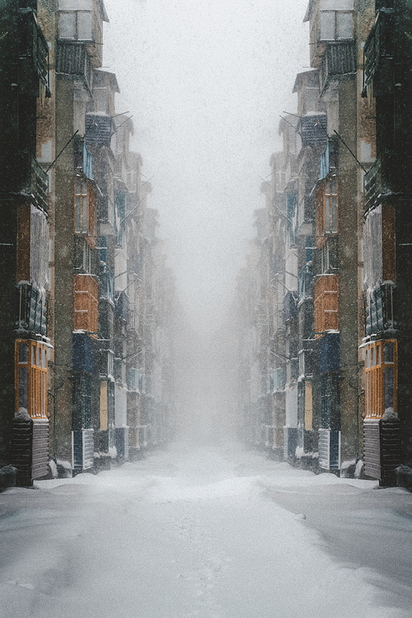 blizzard symmetry by Anur Shaymarov on 500px