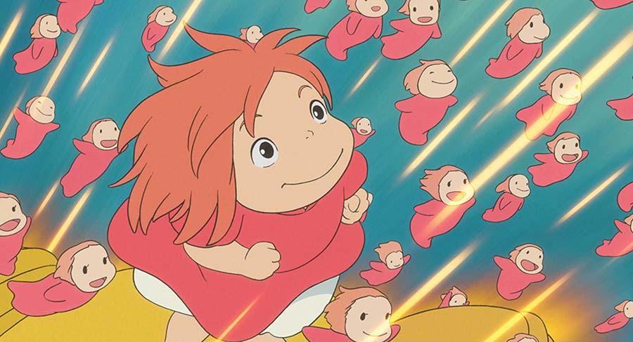 Ponyo (Küçük Deniz Kızı Ponyo)