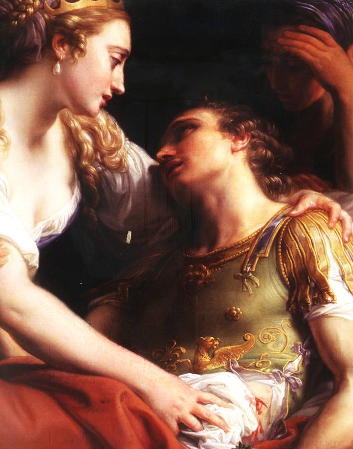 İntiharının yıldönümünde Kleopatra'nın kadın kimliği üzerine 2
