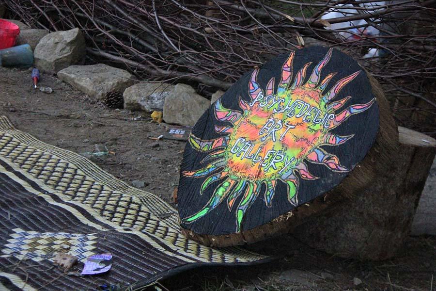 Anadolu toprakları kendi başına bir Psychedelic Art Gallery 1