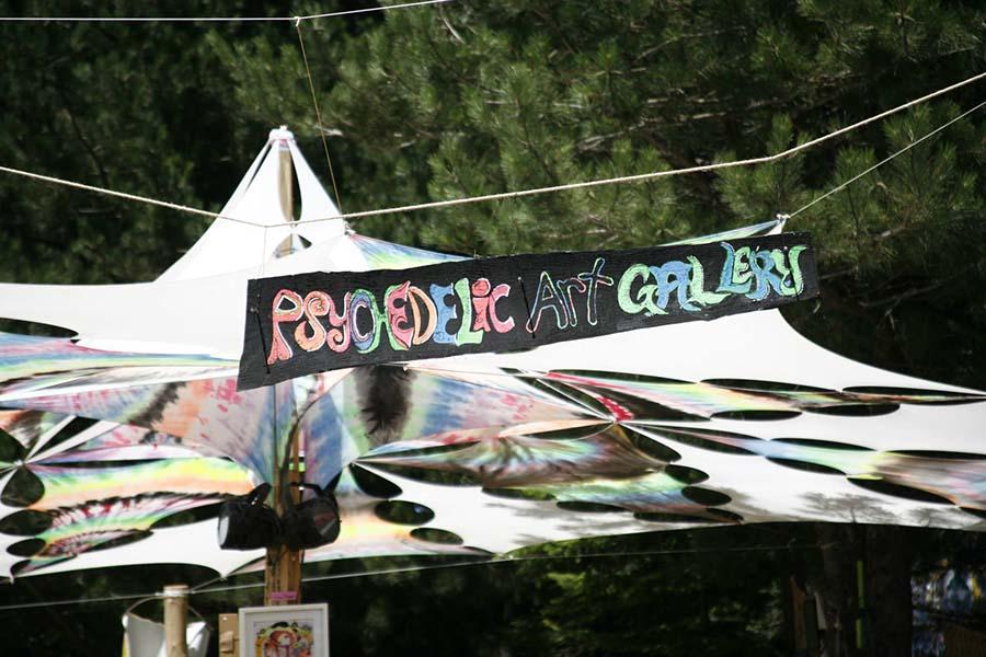 Anadolu toprakları kendi başına bir Psychedelic Art Gallery 3