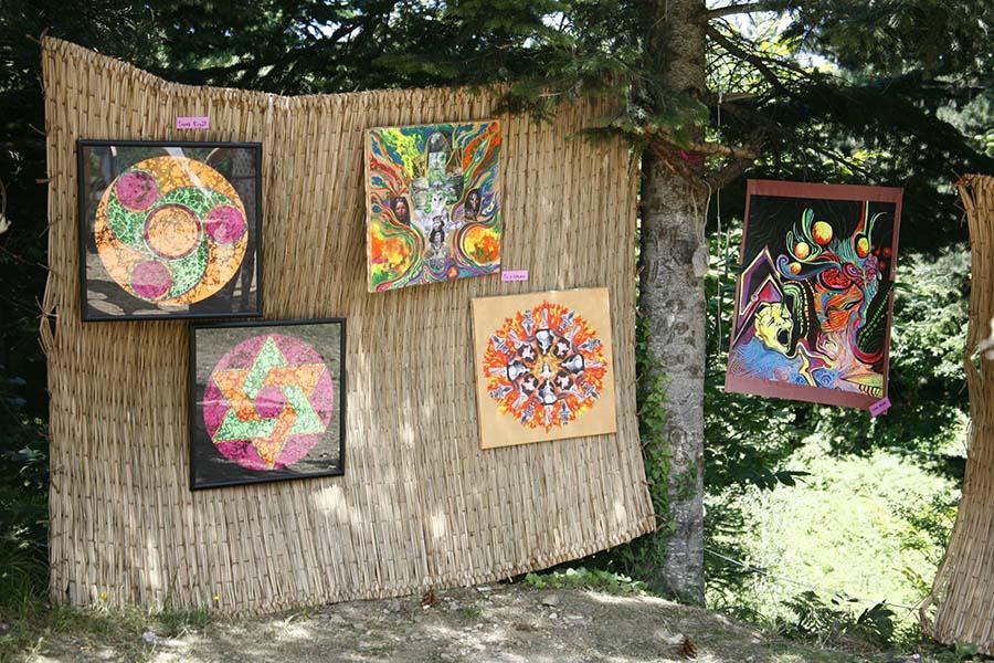 Anadolu toprakları kendi başına bir Psychedelic Art Gallery 6