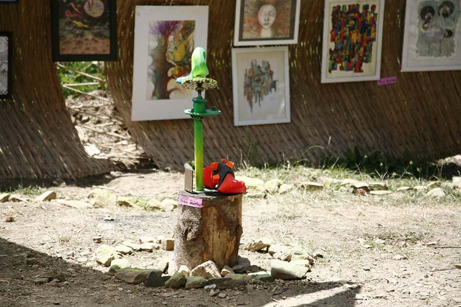 Anadolu toprakları kendi başına bir Psychedelic Art Gallery 7