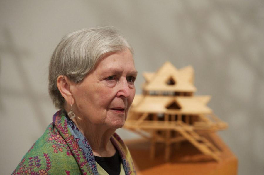 Anne Tyng  Ataerkil toplumları aşarak ilkleri gerçekleştiren 20 kadın mimar Anne Tyng