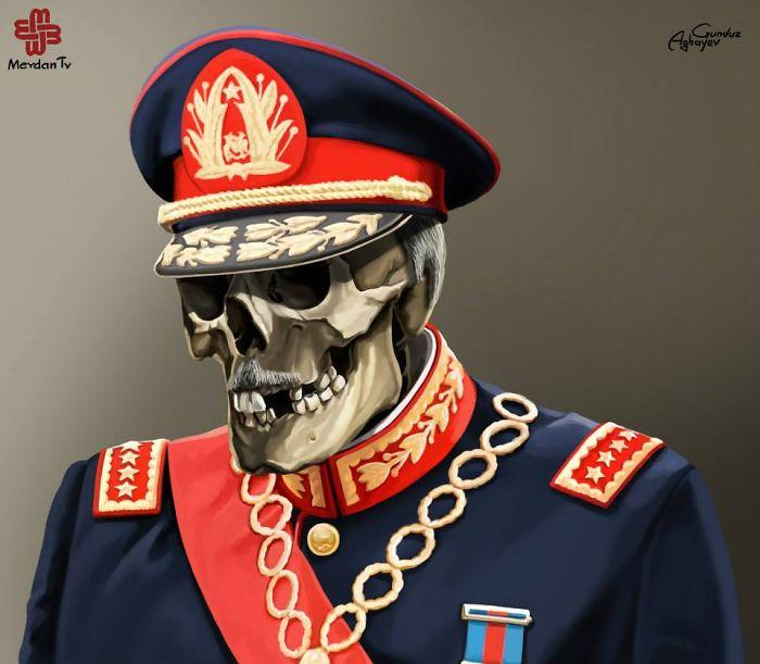 Augusto Pinochet – (Chile)